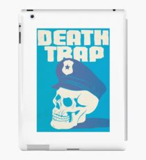 Death Trap iPad Case/Skin