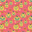 Juicy Cat Lanterns by Elizabeth Levesque