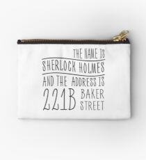 The name is Sherlock Holmes... Studio Pouch