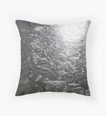 Breaking Throw Pillow