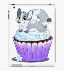 Fox on a Cupcake iPad Case/Skin