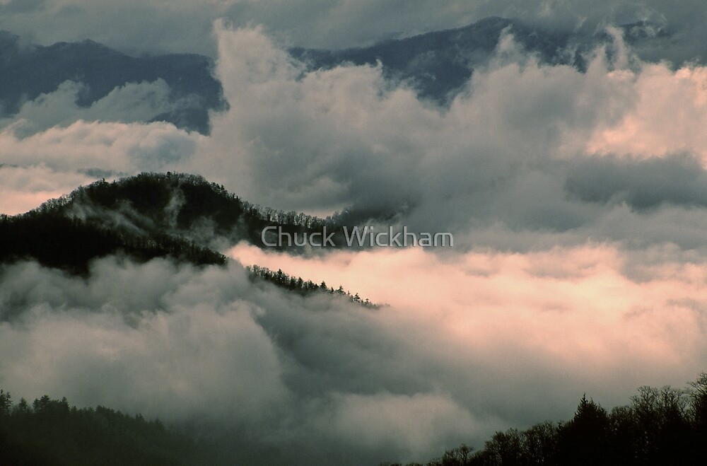 RIDERS ON THE STORM by Chuck Wickham