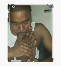 Kanye Sucks Toes iPad Case/Skin