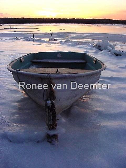 Frozen in Ice by Ronee van Deemter