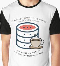 Delete database Graphic T-Shirt