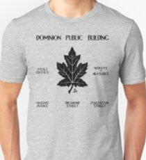 The Million Dollar Building Unisex T-Shirt