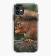 Squirrel shelter iPhone Case