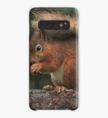 Squirrel shelter Case/Skin for Samsung Galaxy