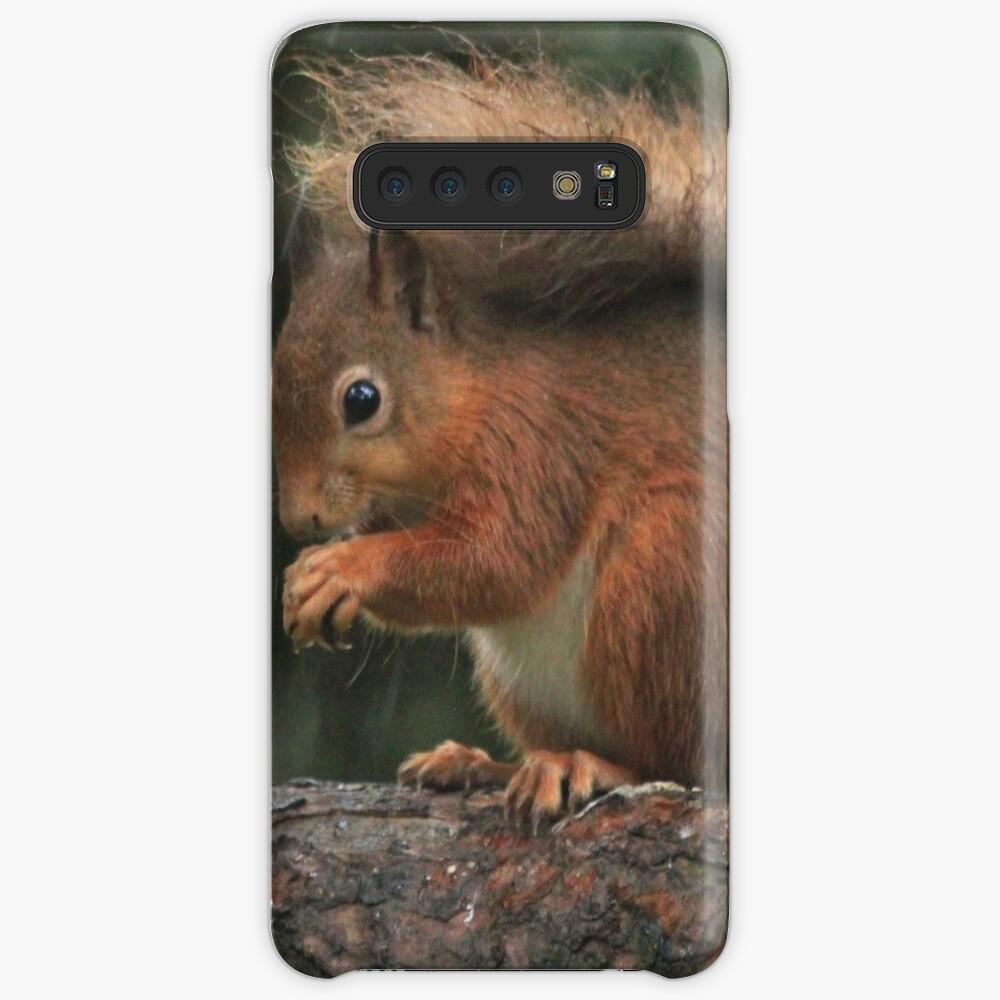 Squirrel shelter Case & Skin for Samsung Galaxy