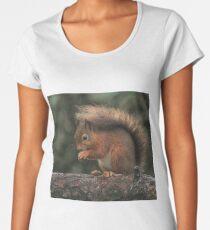Squirrel shelter Premium Scoop T-Shirt