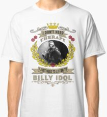 billy idol one love Classic T-Shirt