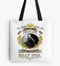 billy idol one love Tote Bag
