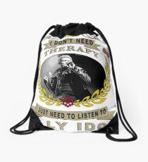billy idol one love Drawstring Bag