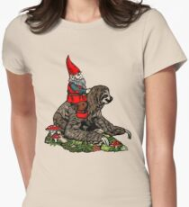 Gnome Riding a Sloth T-Shirt