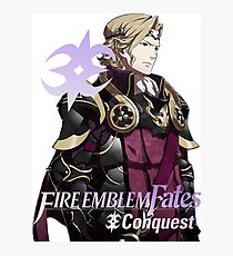 Xander Conquest Title Photographic Print