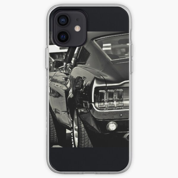 Muscle Cars Coque souple iPhone