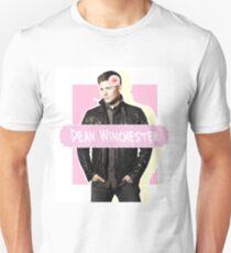 Dean Winchester Flower Boi Unisex T-Shirt