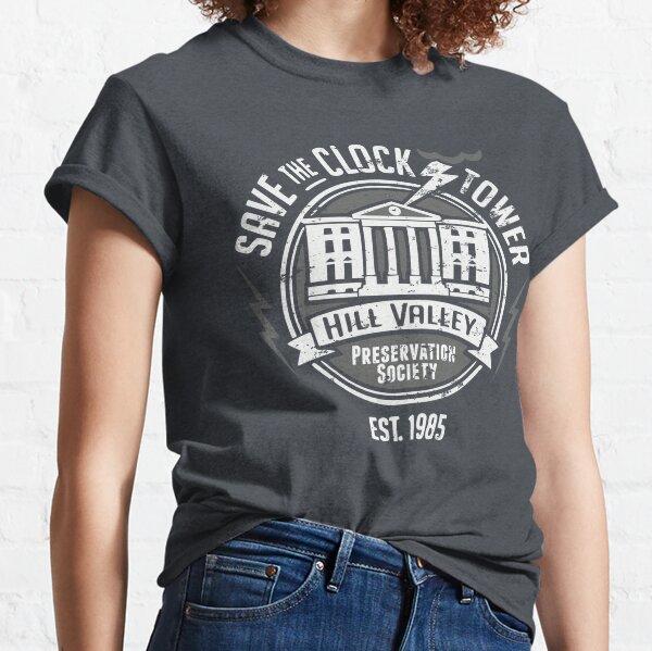 Rette den Uhrturm Classic T-Shirt