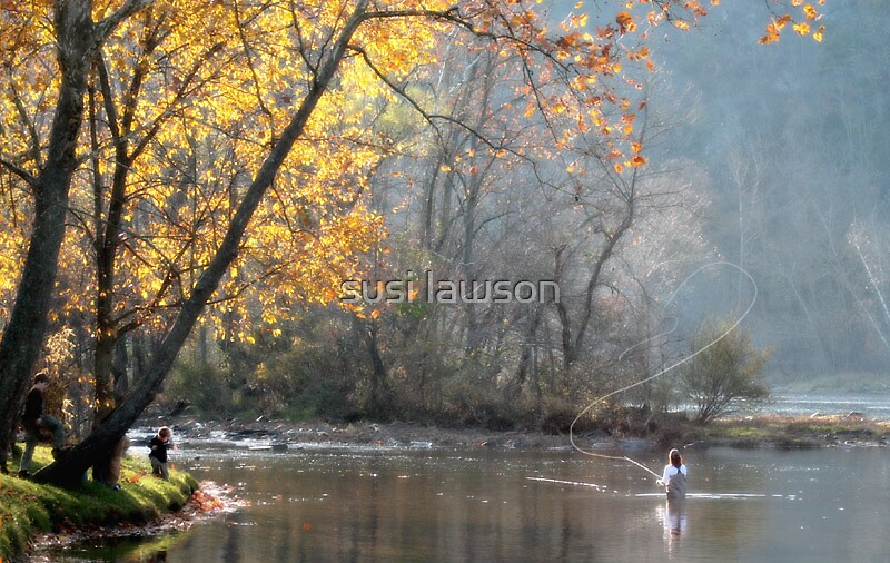 A Little River Peace by susi lawson