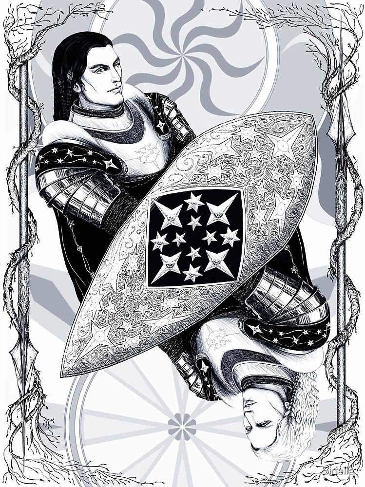 Scion of Kings (mono) by Karolina Wegrzyn