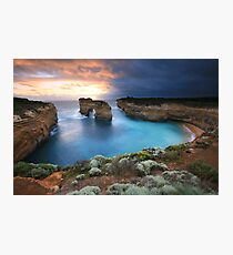 Island Arch, Great Ocean Road, Australia Photographic Print