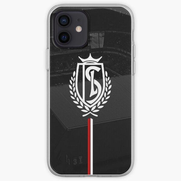 Black Standard de Liège phone case iPhone Soft Case