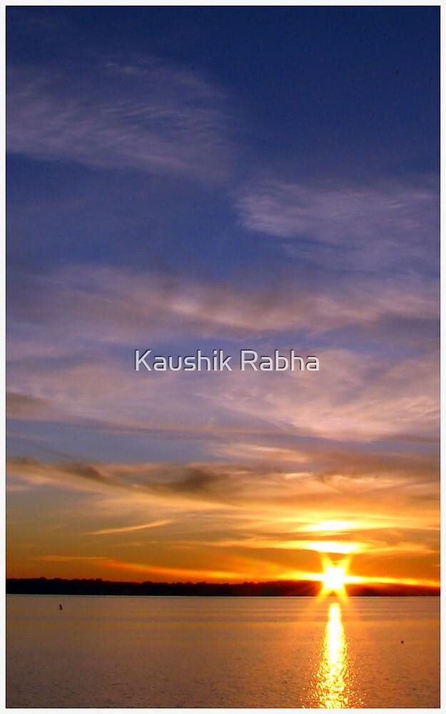 The Sun by Kaushik Rabha