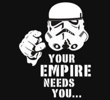 TShirtGifter Presents: Your Empire Needs you