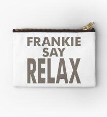 FRANKIE SAY RELAX Studio Pouch