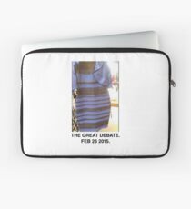 Black and Blue? White and Gold? Laptop Sleeve