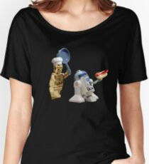 R2-D2 Hot Dog Thief Women's Relaxed Fit T-Shirt