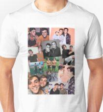 Dolan Twins cute collage  Unisex T-Shirt