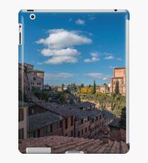 Basilica of San Domenico, panoramic view iPad Case/Skin