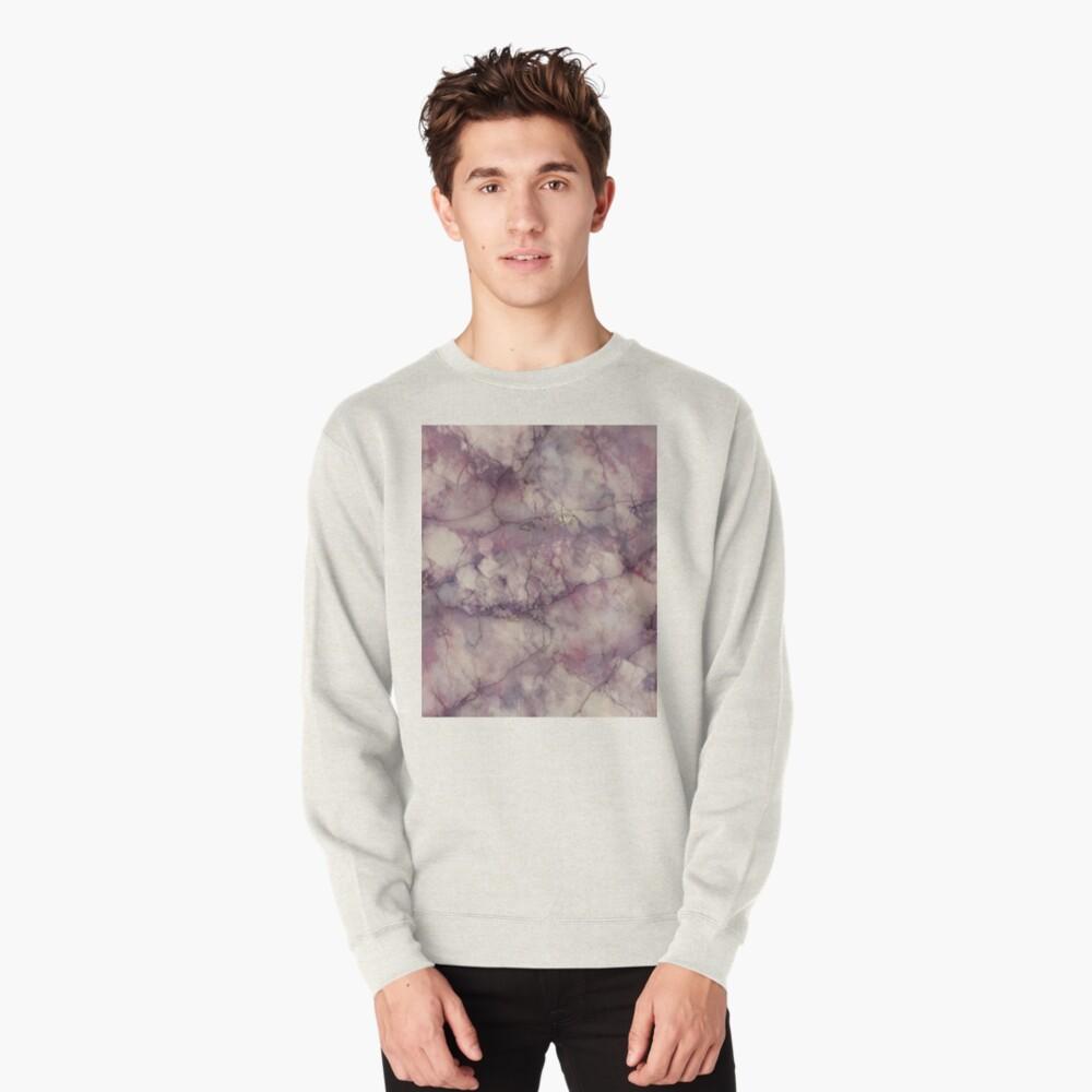 Marble Art V1 #redbubble #buyart Pullover Sweatshirt