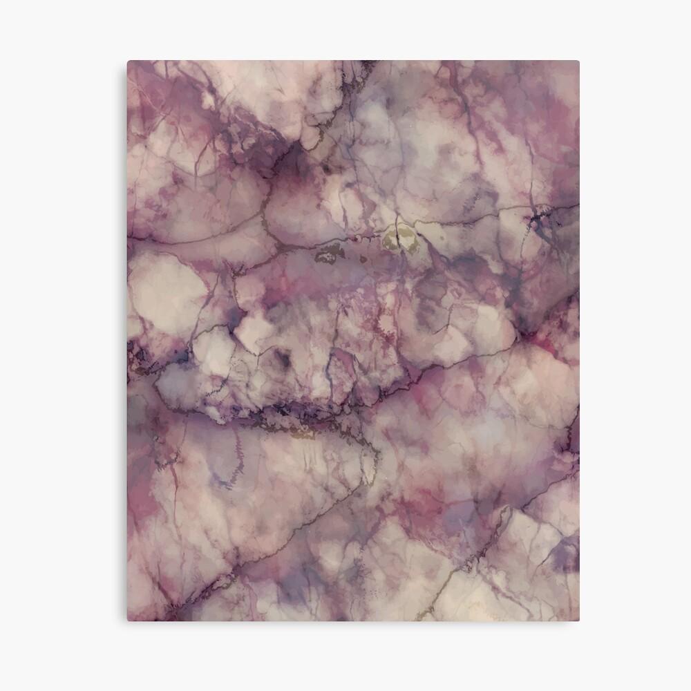 Marble Art V1 #redbubble #buyart Canvas Print