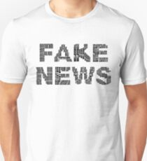 Fake News Unisex T-Shirt
