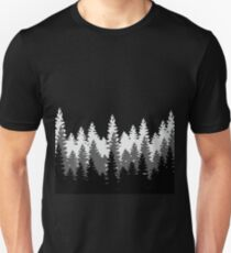 BW Forest  T-Shirt