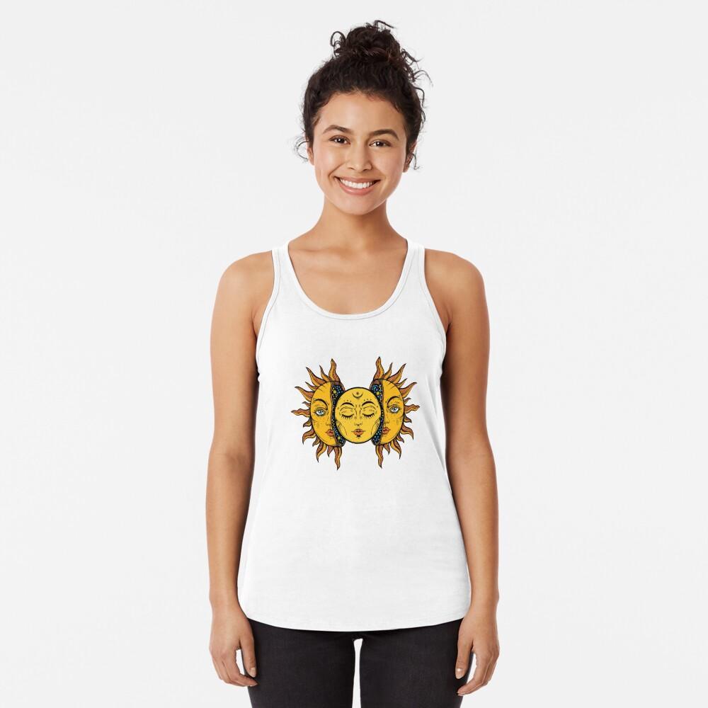 sol Camiseta con espalda nadadora