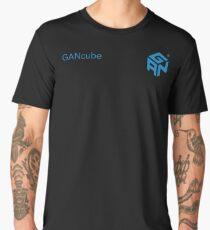 Gan Cube Speedcuber T-shirt/ Shirt (copy) Men's Premium T-Shirt
