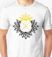 Golden Crown Unisex T-Shirt