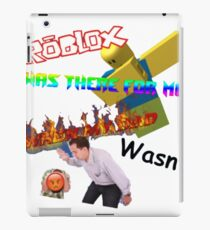 SICK ROBLOX DESIGN T-Shirt iPad Case/Skin