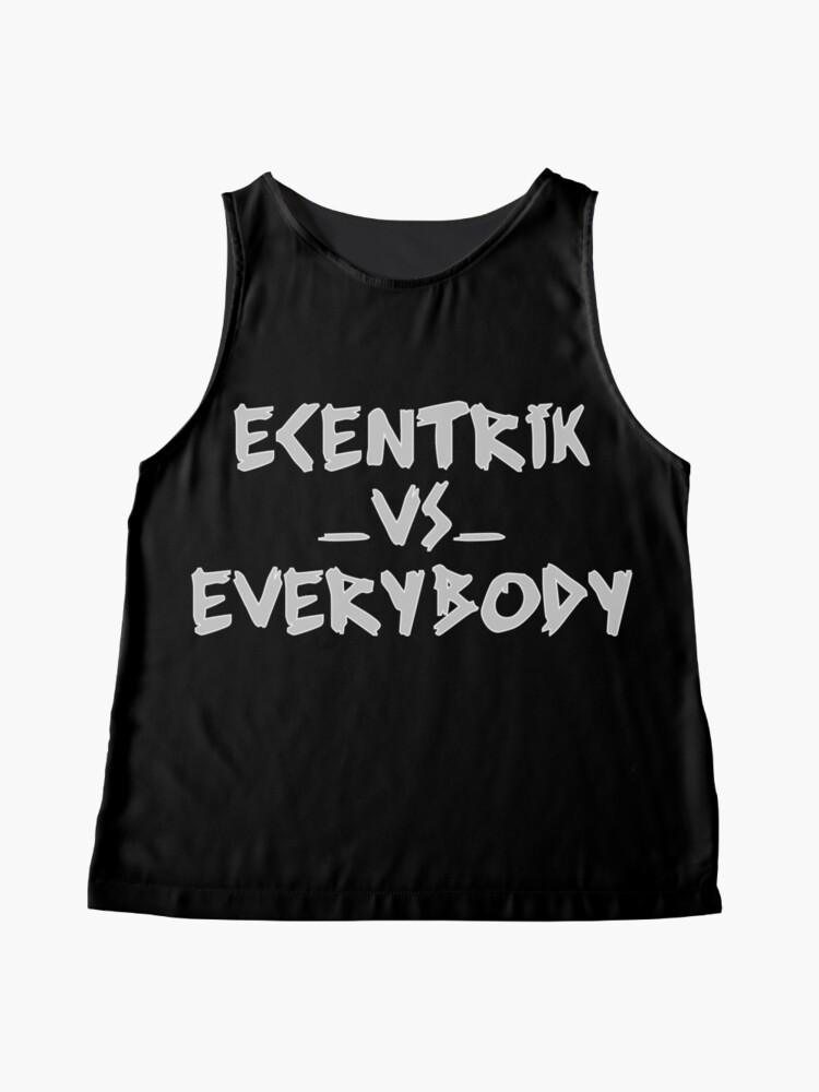 Alternate view of Ecentrik Vs. Everybody Sleeveless Top