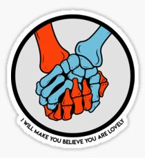 Twenty One Pilots Lovely Sticker