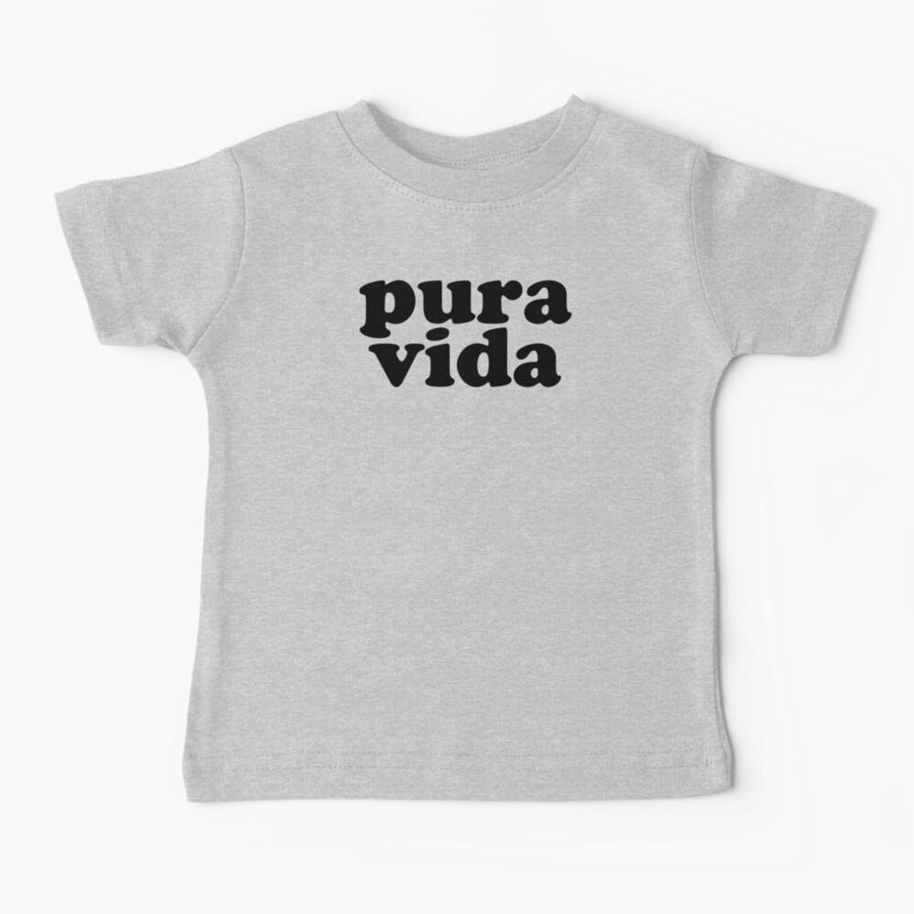 pura vida Baby T-Shirt