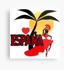 Espana Metal Print