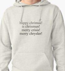 christine sydelko vine - christmas Pullover Hoodie