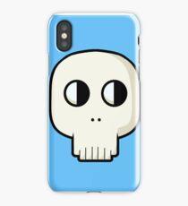 Simple Skull iPhone Case/Skin
