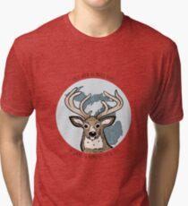 Sufjan Stevens Romulus Print Tri-blend T-Shirt