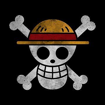 Mugiwara Jolly Roger by VanHand
