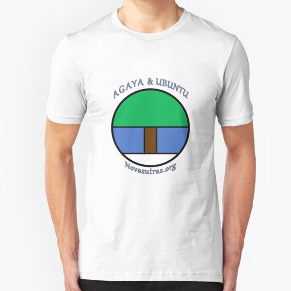 Novasutras AGAYA & UBUNTU Slim Fit T-Shirt
